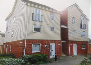 Thumbnail 2 bedroom flat for sale in Bismuth Drive, Sittingbourne
