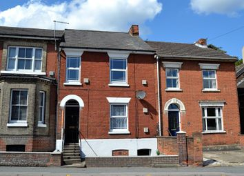 Thumbnail 3 bed terraced house for sale in Maldon Road, Colchester