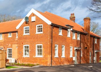Thumbnail 2 bed semi-detached house for sale in Stoke Road, Thorndon, Eye