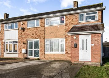 Thumbnail 3 bed end terrace house for sale in Neath Crescent, Bletchley, Milton Keynes