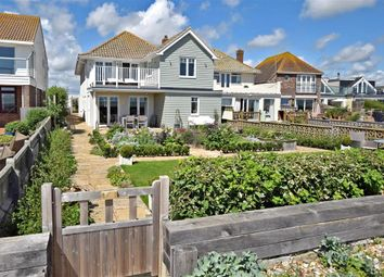 Thumbnail 3 bed detached house for sale in Coast Road, Pevensey Bay, East Sussex