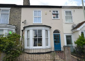 Thumbnail 5 bed terraced house for sale in Pembroke Road, Norwich