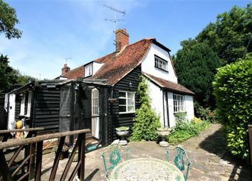 Thumbnail 2 bed cottage for sale in School Lane, Beauchamp Roding