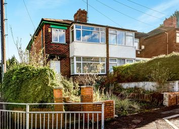 Thumbnail 3 bed semi-detached house for sale in Baron Close, Beeston, Leeds