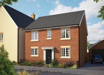 "Thumbnail 4 bed detached house for sale in ""The Buxton"" at Steppingley Road, Flitwick, Bedford"