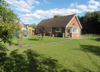 Thumbnail 3 bed detached bungalow for sale in Old Fakenham Road, Coxford