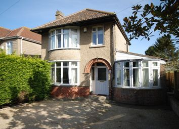 Thumbnail 3 bed detached house for sale in The Croft, Trowbridge