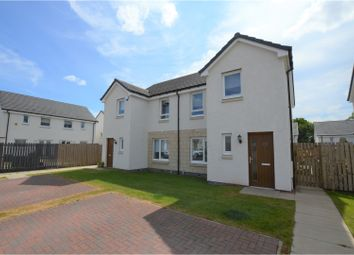 Thumbnail 3 bed semi-detached house for sale in Springbank Crescent, Glasgow