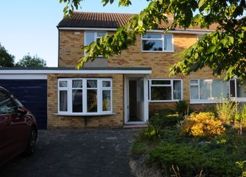 Thumbnail 6 bedroom semi-detached house to rent in Moore Grove Crescent, Egham