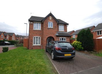 Thumbnail 4 bed detached house for sale in Kenmore Close, Gateshead