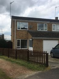 Thumbnail 3 bed semi-detached house for sale in Marlborough Place, Charlbury, Chipping Norton