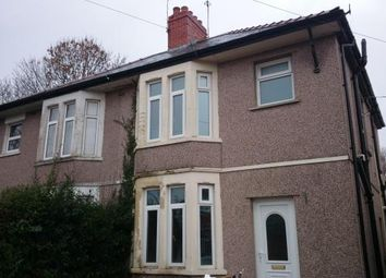 Thumbnail 1 bedroom flat to rent in Radyr Road, Llandaff North, Cardiff