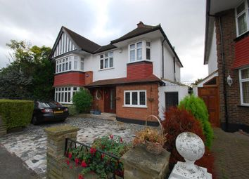 Thumbnail 5 bed detached house to rent in Audley Road, Ealing