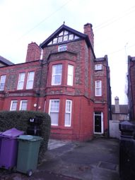 Thumbnail 1 bedroom flat to rent in Denman Drive, Newsham Park, Liverpool