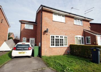 Thumbnail 3 bed semi-detached house for sale in Caradoc Close, St. Mellons, Cardiff