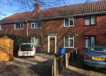 Thumbnail 3 bed terraced house to rent in Coleman Road, Norwich, Norfolk