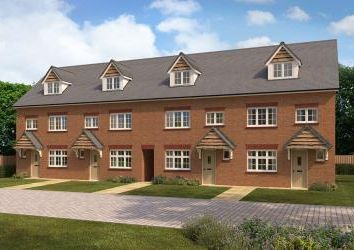 Thumbnail 4 bedroom end terrace house for sale in The Granary, Water Lane, York, North Yorkshire