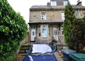 Thumbnail 2 bed terraced house for sale in The Grove, Apperley Bridge, Bradford