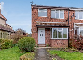 Thumbnail 3 bed semi-detached house for sale in Scarborough Road, Filey