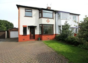 Thumbnail 3 bedroom semi-detached house for sale in Outwood Grove, Astley Bridge, Bolton, Lancashire