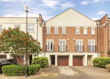 4 bed terraced house for sale in Corney Reach Way, London W4