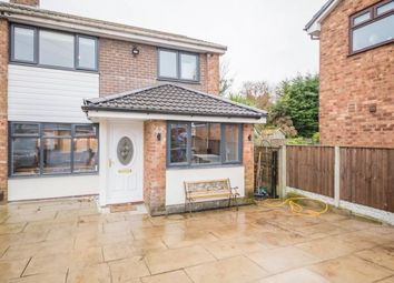 Thumbnail 3 bed property for sale in Gawsworth Road, Golborne, Warrington