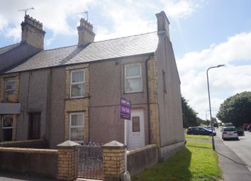 Thumbnail 3 bed end terrace house for sale in High Street, Llannerchymedd