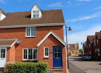 Thumbnail 3 bed end terrace house to rent in Waterleaze, Taunton, Somerset