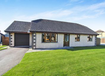 Thumbnail 3 bed bungalow for sale in East Newfield Park, Alness