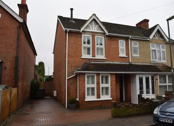 Thumbnail 3 bed detached house for sale in Watchetts Road, Camberley, Surrey