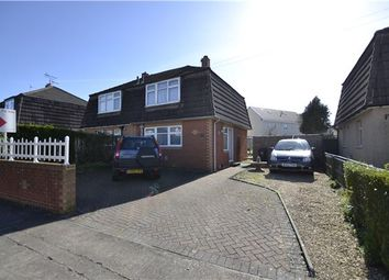 Thumbnail 2 bed semi-detached house for sale in Redshelf Walk, Brentry, Bristol
