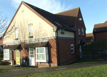 Thumbnail 1 bed property to rent in The Meadows, Stewartby, Bedford