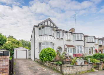 Thumbnail 3 bed end terrace house for sale in Colin Crescent, Colindale, London