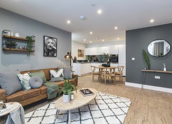 Thumbnail 2 bedroom flat for sale in Charter Square, High Street, Staines Upon Thames