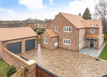 4 bed detached house for sale in The Gables, York Road, Riccall, York YO19