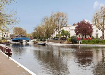 Thumbnail 1 bed flat for sale in Warwick Crescent, Little Venice