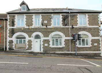Thumbnail 1 bed flat for sale in Llantrisant Road, Graig, Pontypridd