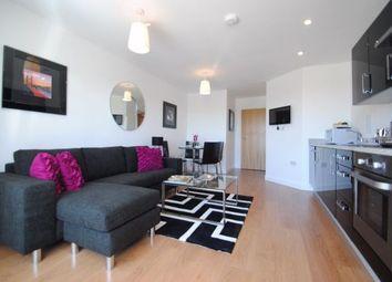 Thumbnail 1 bed flat to rent in City Peninsula, 25 Barge Walk, London