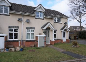 Thumbnail 2 bed terraced house for sale in Sedge Close, Ivybridge