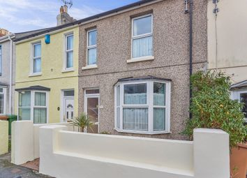 Thumbnail 2 bed terraced house for sale in Edith Street, St. Budeaux, Plymouth