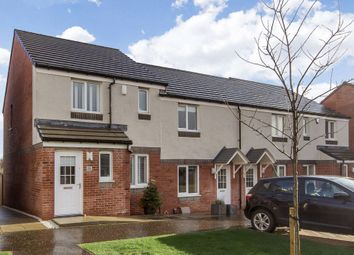 Thumbnail 3 bedroom end terrace house for sale in 16 Torwood Crescent, South Gyle, Edinburgh