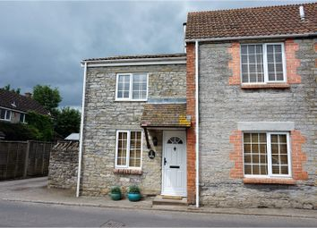 Thumbnail 3 bed cottage for sale in Church Street, Baltonsborough