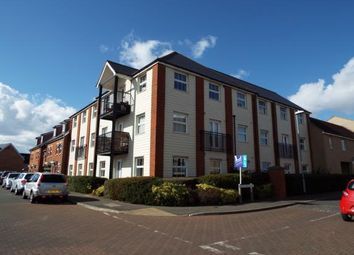 Thumbnail 2 bed flat for sale in Mortimer Way, Witham