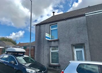 Thumbnail 2 bed end terrace house for sale in Llangyfelach Road, Treboeth, Swansea