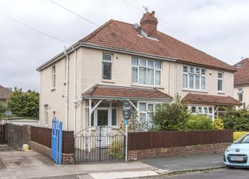Thumbnail 3 bedroom semi-detached house for sale in Balmoral Road, St. Andrews, Bristol