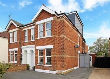 Thumbnail 6 bed semi-detached house for sale in Vale Heights, Vale Road, Parkstone, Poole