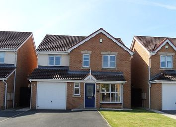 Thumbnail 4 bed detached house for sale in Rother Garth, South Elmsell