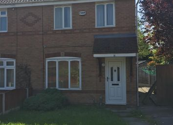 Thumbnail 3 bed semi-detached house to rent in Foxfield Close, Fearnhead, Warrington