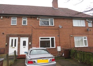 Thumbnail 3 bed terraced house for sale in Coleby Road, Broxtowe, Nottingham