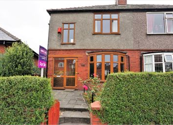 Thumbnail 3 bed semi-detached house for sale in Whalley New Road, Blackburn